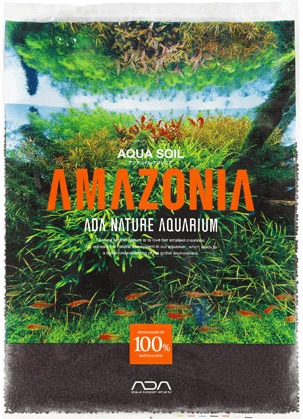 アマゾニアソイルノーマルの溶出物チェック 切り離す