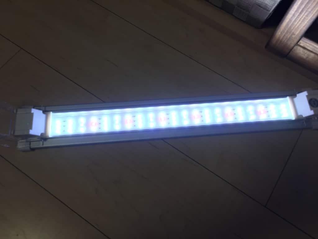 【商品レビュ|ライト】NISSO(ニッソー) PGスーパークリアー|点灯